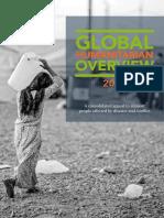OCHA Global Humanitarian OVERVIEW 2015