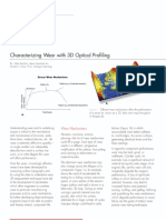 Bruker App Note-Characterizing Wear With 3D Optical Profiling SOM AN535