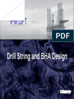 Schlumberger - Drill String Design & BHA Design.pdf
