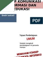 1. KONSEP KOMUNIKASI, INFORMASI DAN  EDUKASI.ppt