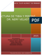 Traumatologia Tibia y Perone