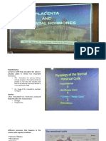Placenta and Placental Hormones Lecture+PPT.pdf
