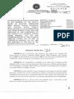 Administration/Internal (COMELEC Resolution No. 10053)