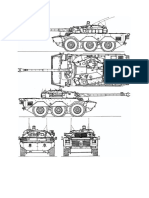 AMX-10RC Blueprint