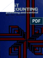 Cost Accounting - Planning and Control _ 6th Edition _ MATZ - USRY
