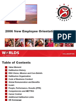 Neo Global English 2006 | Competence (Human Resources) | Oil