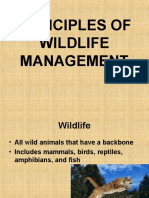 Wildlife Management Presentation