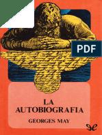May Georges - La Autobiografia