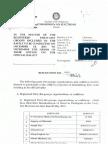 Political Parties (COMELEC Resolution No. 10025)