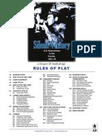 Silent Victory Rules(en)