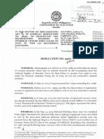 Registration (COMELEC Resolution No. 9983)