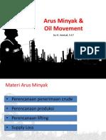 Oil Movement & Arus Minyak