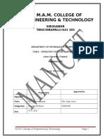 Final Manual - OS Lab - MAMCET.doc