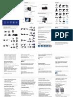 E-Boda SJ5000W - Manual de utilizare