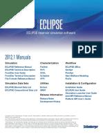 Eclipse Manual 2012.1