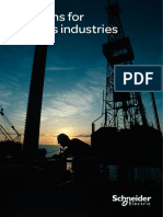 Solutions for Oil Gaz Industries