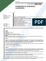 nbr 6939 - Coordenaca isolamento.pdf