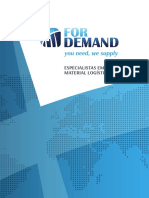 Catalogo Web for Demand 2015 Light