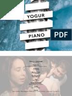 Dossier Yogur Piano