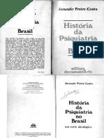 Costa - 1980 - História da Psiquiatria no Brasil um corte ideológico.pdf
