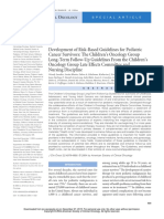 AnakDevelopment of Risk-Based Guidelines for Pediatric
