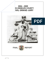 Los Angeles County, Civil Grand Jury,  Final Report, 2004 – 2005.