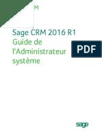 SageCRM_2016R1_GuideAdministrateurSystème