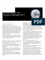 Dttl Tax Hungaryhighlights 2017