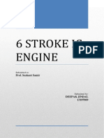 6 Stroke IC Engine