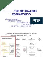 Ge i s4 Proceso de Analisis Estrategico a Interno Externo y