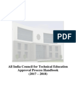 Final Approval Process Handbook 2017 18