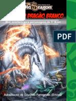 Aventura - Caçada Ao Dragão Branco (Old Dragon)