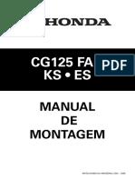 Cg 125 Fan Montagen