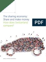 Shared Economy Share and Make Money