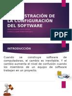 Administración de La Configuración Del Software -V2.0