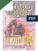 Nora Roberts-Fii Sotia Mea