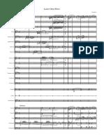 23rchestrazione 15apr Transposed - Full Score