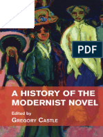 A History of the Modernist Novel