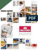 Catalogo generale Melform 2017