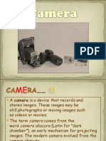 Basics of Camera