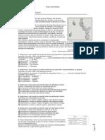Testes Intermédios - Biologia e Geologia 10.º/11.ºANO