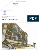 Laura Pedata » 0 Emission_Social Housing