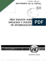 Cepal Teorias de Inflacion s8600020