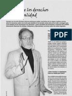 El Pago de Los Derechos Es Una Realidad, Entrevista a Enrique Victoria