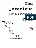The Mysterious Staircase Fall Script