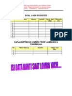 Soal Cash Register XVIII - 2010 UP.pdf