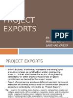 Project Exports Presentation