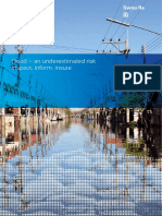 Swiss Re - Flood
