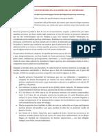 INTERVENCIÓN DE LOS PROFESORES EN LA CLAUSURA DEL 50 ANIVERSARIO
