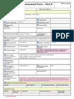 VOC Risk Assessment